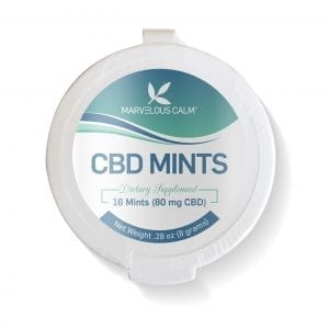 Tin of 16 mints