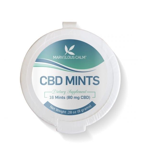 Tin of 16 mints